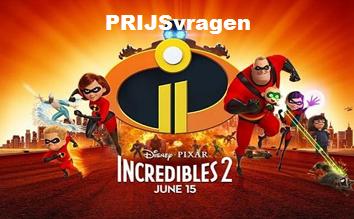 Win Incredibles Film Prijzen En Bioscoopkaartjes