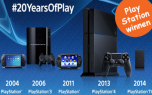 Playstation winnen, PS3 Playstation games winnen of een PSP handheld