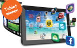 Ipad winnen of Samsung Galaxy of win een andere gratis computer tablet