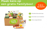 Win een HelloFresh box en prijzen. Familybox, Original Box of Veggie