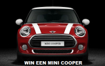 Win een Mini Cooper auto