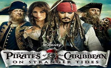 Win bioscoopkaarten Pirates of the Caribbean of filmprijzen