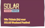 Win tickets voor Solar festival of gratis weekendtickets